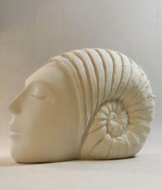 Ceramic 2020 – The Best Ceramic Ideas Are Here Ceramic Mask, Ceramic Clay, Ceramic Pottery, Pottery Sculpture, Sculpture Clay, Bronze Sculpture, Scale Art, Indian Artist, Contemporary Ceramics
