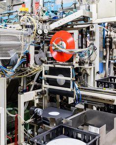 See inside a vinyl factory - Blog - Mixmag