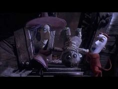 Which Nightmare Before Christmas Character Are You? | Tim burton ...