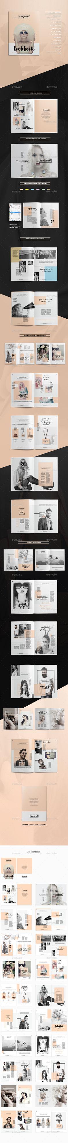 Lookbook - Magazines Print Templates