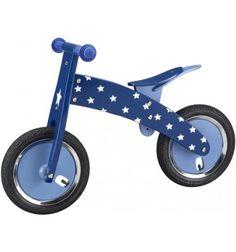 Kids Concept Løpesykkel Star Blå