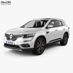 Renault Koleos 2020 In 2020 Car 3d Model Car 3d Model