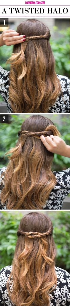 15 Super-Easy Hairstyles for Lazy Girls Who Can't Even – crazyforus 15 Super-Easy Hairstyles for Lazy Girls Who Can't Even  http://www.fashionhaircuts.party/2017/05/14/15-super-easy-hairstyles-for-lazy-girls-who-cant-even-crazyforus/