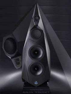 Tesseract by Avalon Acoustics