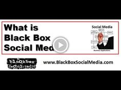 Black Box Social Media | What is Black Box Social Media?
