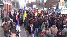 PEGADA - EnDgAmE (Teil 1 - Der Marsch) - Erfurt