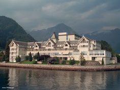 Kviknes Hotel, Balestrand, Norway