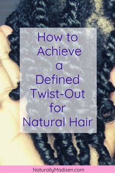 Are you tired of having failed twist outs? In this post, we discuss steps you sh… Are you tired of having failed twist outs? In this post, we discuss steps you should take to ensure your twist out style turns… Continue Reading → Fine Natural Hair, Natural Hair Growth Tips, Natural Hair Twist Out, Natural Hair Regimen, Natural Hair Styles, Long Hair Styles, Flat Twist, Sisterlocks, Twist Outs