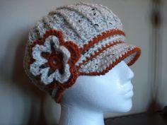 Classy Adult Ivory Pumpkin Newsboy Cloche Hat by ClassicCreations2, $25.00 Crochet Newsboy Hat, News Boy Hat, Cloche Hat, Scarves, Ivory, Pumpkin, Beanie, Classy, Trending Outfits
