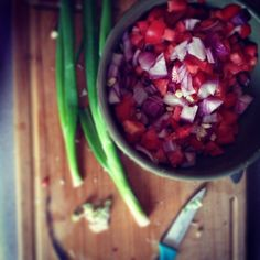 The very first time I had Pico de Gallo, I was working as a waitress at Applebee's, and I was quickly addicted. Over the years I have tried many different versions, but the very best one Ive ever tried, has… Continue Reading →