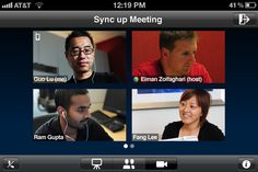 Cisco Webex Meetings is a free app to take meetings anywhere. Compatible with iPhone, iPad and iPod touch.