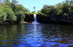 Chapada dos Veadeiros - Cachoeira São Bento