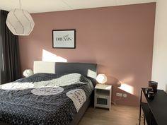 Taupe roze 7053 - Karwei Home Decor Bedroom, Interior Design Living Room, Living Room Decor, Loft Interior Design, Home Room Design, Bedroom Colors, House Rooms, Room Inspiration, Decoration