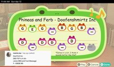 Animal Crossing Town Tune, Animal Crossing Funny, Animal Crossing Guide, Animal Crossing Memes, Animal Crossing Qr Codes Clothes, Animal Crossing Pocket Camp, Character Design Challenge, Ac New Leaf, Motifs Animal