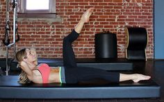 10-Minute Core Workout By Christine Bullock
