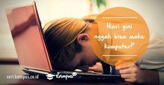 see how great you are in computer #KampusID #sertifikasi