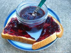 Blueberry Jam by lindrusso, via Flickr
