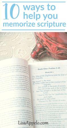 How to memorize scripture | scripture memory | Bible verses to memorize | family kids helps to memorize Scripture