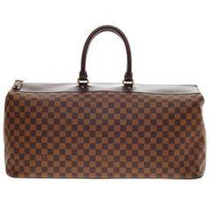 Louis Vuitton Greenwich Travel Bag Damier Canvas GM