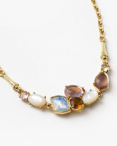Treasured Gems Necklace