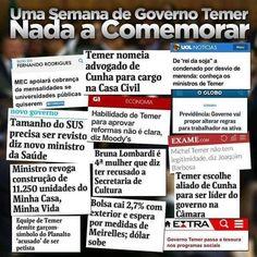 """IRAM DE OLIVEIRA - """"opinião"""": Central denuncia retrocesso do Governo Temer"""