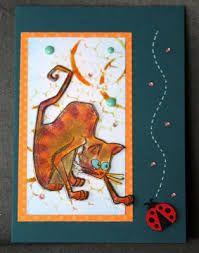 Image result for tim holtz crazy cats cards                                                                                                                                                                                 More