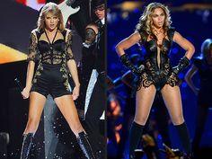 Taylor Swift Performs at Brit Awards,