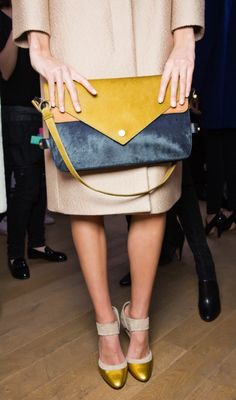 """Vionnet @ Paris Fashion Week #fashion week - looks like """"Curry"""" lives on....keep wearing that Curry Pencil Skirt from Fall"""