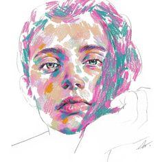47 Closeup Doodles With Crayon Ideas - Art Art Sketches, Art Drawings, Colorful Drawings, Crayon Art, Crayon Ideas, Pastel Crayons, Oil Pastel Art, A Level Art, Sketchbook Inspiration