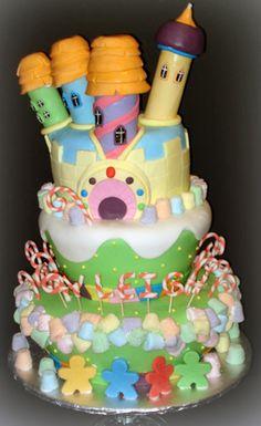 Krazy Kool Cakes neon mustache cake Cakes Treats Pinterest