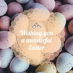 What are you up to today?🤔 Spending it with the kids?❤️ Cooking a lovely meal?🍖 Going on an egg hunt?🥚 Share your fun Easter plans :)🖊️