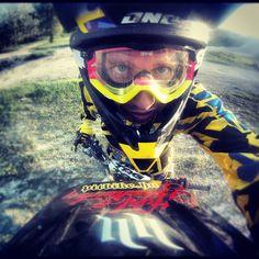Gopro, training. #ride #dirtbike