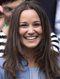 Pippa Middleton wears nearly no makeup to Wimbledon 2013