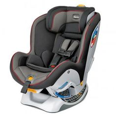 Chicco finally made a car seat for children once they've outgrown their infant seat! Score for all parents. Chicco NextFit 65 Convertible Car Seat