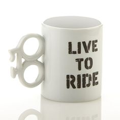 "Boxer ""LIVE TO RIDE"") Keramik-Tasse, Weiß Boxer The Ultimate Gift, Secret Santa Gifts, Funny Gifts, Airmail, Best Gifts, Current Events, Pottery, Ceramics, United Kingdom"