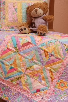 Marie's quilts: Кукольные одеяльца