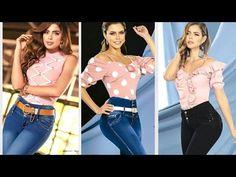 Capri Pants, Crop Tops, Youtube, Women, Fashion, Fashion Blouses, Work Blouse, Outfit, Feminine