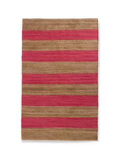 seaside stripe rug - kate spade new york