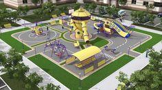 Image result for детская игровая площадка проект