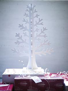 Contemporary Christmas Tree