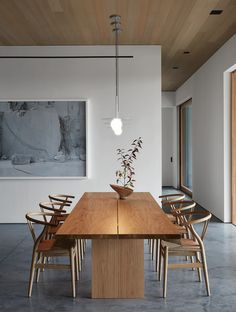 Gather Table - Design Within Reach Conference Table Design, Conference Room Design, Dining Table In Kitchen, Farm Dining Table, Dining Table, Table, Wood Chair Design, Gathering Table, Meeting Room Design