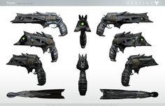 destiny gun models - Google zoeken