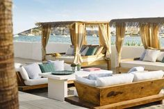Nobu Ibiza hotel review: Where to swap hard partying for high-class digs   Expect to let out an audible gasp on arrival at Nobu hotel in Ibiza. The building made from attractive white stone has an entrance hall where the floor seems to pour into one of the hotels two swimming pools.  Situated right in front of the Talamanca bay Nobu Hotel Ibiza Bay is the latest in a series of worldwide hotel openings from the diversifying business more famous for its Japanese restaurants. Yet this branch…