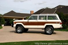1979 Jeep Wagoneer Limited