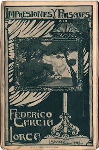 'Impresiones y Paisajes' de Lorca, vendido en Londres por 9.380 euros