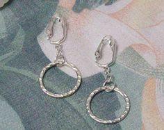 clip on earrings – Etsy