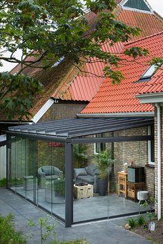 Outdoor Pergola, Outdoor Rooms, Outdoor Living, Pergola Plans, Backyard Patio Designs, Backyard Landscaping, Backyard Studio, House Extension Design, House Design