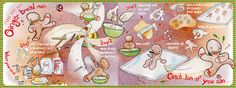 Make your own Gingerbread Man by Heather MacDonald