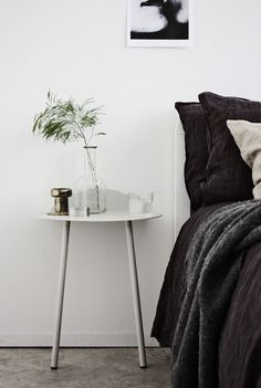 Bedside table inspiration - French By Design