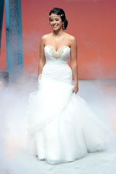 Disney Fairy Tale Weddings par Alfred Angelo
